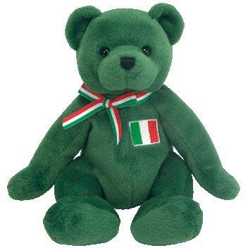 Ty Beanie Babies Basilico the Bear (Europe Exclusive) - Buy Ty Beanie Babies Basilico the Bear (Europe Exclusive) - Purchase Ty Beanie Babies Basilico the Bear (Europe Exclusive) (Ty, Toys & Games,Categories,Stuffed Animals & Toys,Teddy Bears)