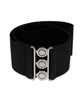 Nurses Belt (Size 1 (Up to 37 Inches), Navy)