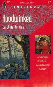 Hoodwinked (Harlequin Intrigue), Caroline Burnes
