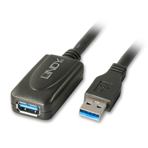 Lindy-USB-30-Aktiv-Verlngerungskabel-5-m