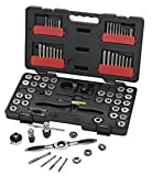 GearWrench 3887 Tap and Die 75 Piece Set - Combination SAE / Metric
