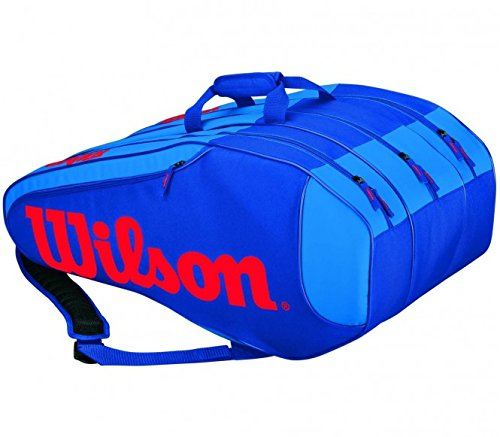 Wilson Borsa Da Tennis Burn Team Rush X12