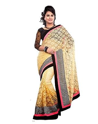 Designer indian party wear wedding dresses bridal net for Amazon designer wedding dresses