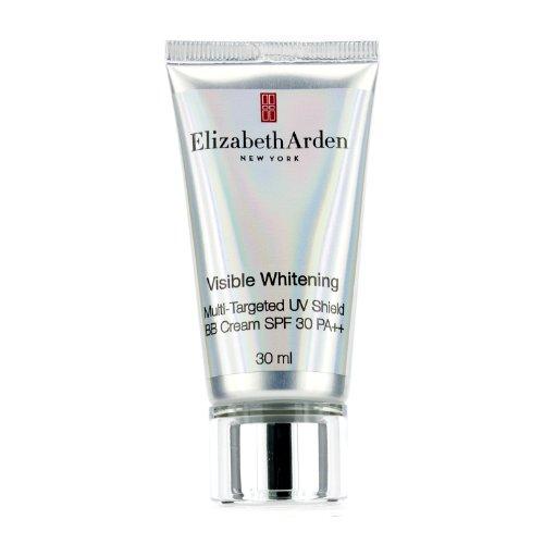 エリザベスアーデン ビジブル ホワイトニング UV シールド BB クリーム SPF30 Transparent 30ml 1oz並行輸入品