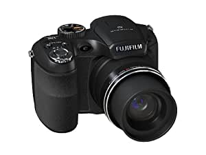 Fujifilm FinePix S2550 12.2 MP Digital Camera with 18x Wide Angle Optical Zoom and 3-Inch LCD