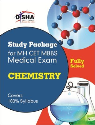 Study Package for MH CET MBBS medical exam Chemistry
