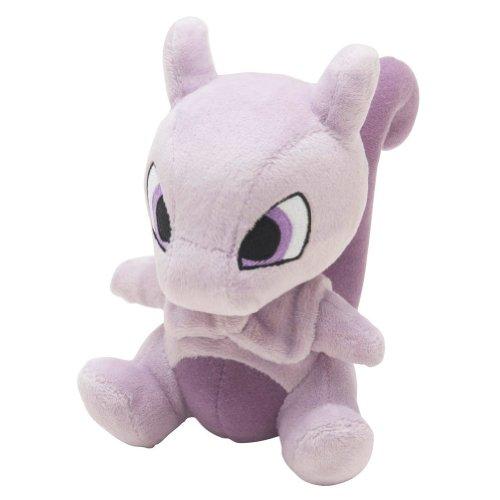 Pocket-Monster-Pokemon-Mewtwo-Plush-Dolls-Toys-15cm-by-askformore