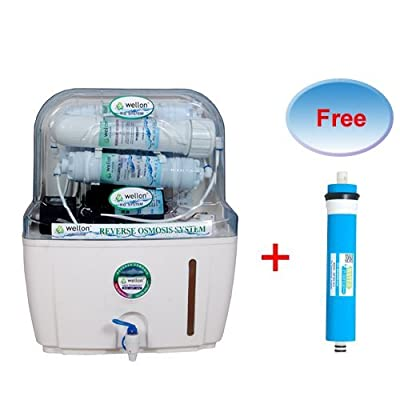 Wellon Nova 15L RO+UV+UF+TDS Controller Water Purifier System