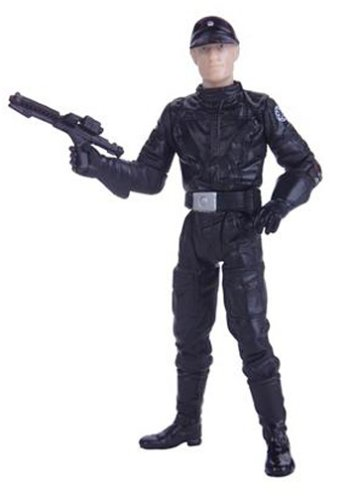 Star Wars, 2002 Saga Collection Action Figure, Imperial Officer (Random Hair Color) - 1