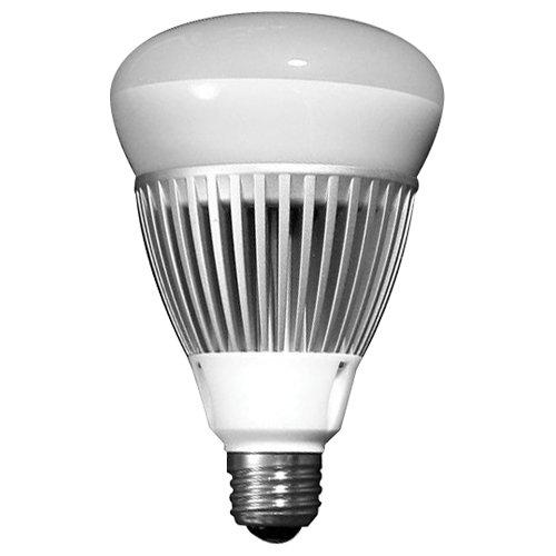 Light Efficient Design Led-1667 R30 E27 Base 120-Volt 10-Watt 7-Led Dimmable Lm79 Bulb, Daylight
