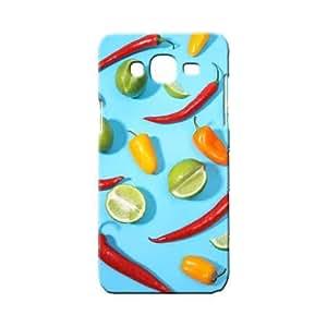BLUEDIO Designer 3D Printed Back case cover for Samsung Galaxy J7 - G5651