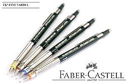 【FABER-CASTELL】ファーバーカステル TK-FINE バリオL シャープペンシル0.5mm用