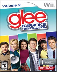 Karaoke Revolution Glee: Volume 2 Bundle