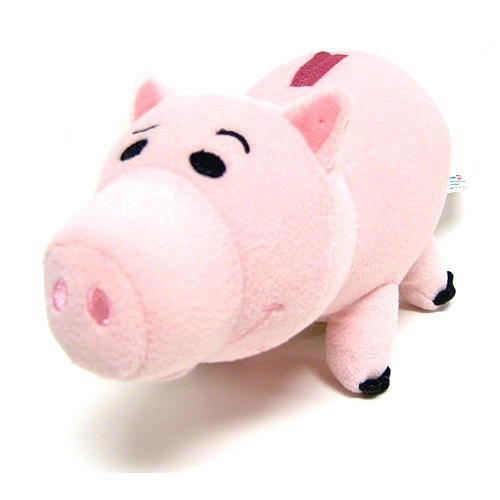 Buy Low Price Mattel Disney / Pixar Toy Story 3 Exclusive Mini Plush Figure Hamm (B003M4RZHC)