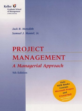 Devry Cover Version for Project Management 5e