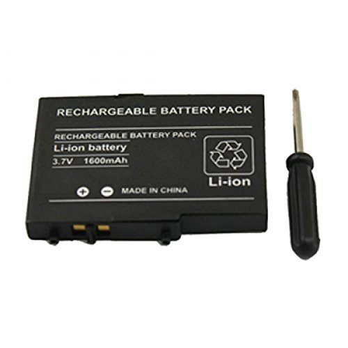 awardpedia ds lite battery 1600mah. Black Bedroom Furniture Sets. Home Design Ideas