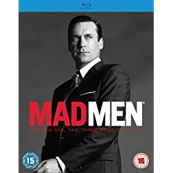 Mad Men: Seasons 1-6 [Blu-ray]