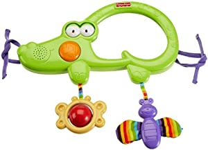 Fisher-Price Luv U Zoo 2 in 1 Tummy Timer