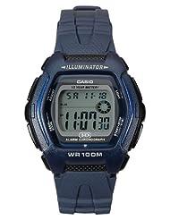 Casio Youth Series Digital Grey Dial Women's Watch - HDD-600C-2AVDF (D057)