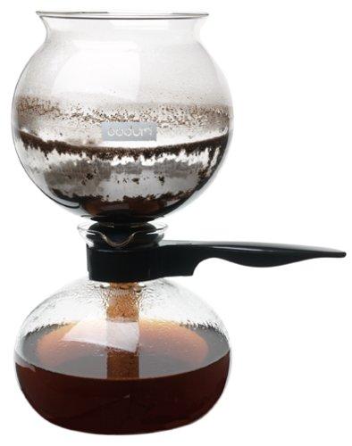 Vacuum Coffee Maker Glass Filter : Bodum Santos Stovetop Glass Vacuum 34-Ounce Coffee Maker , New, Free Shipping 727015107516 eBay