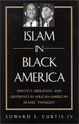 Islam in Black America: Identity, Liberation, and Difference in African-American Islamic Thought
