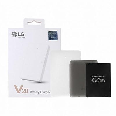 LG Battery Charging kit BCK-5200 for LG V20 (Battery + Battery Charger + Battery Case)