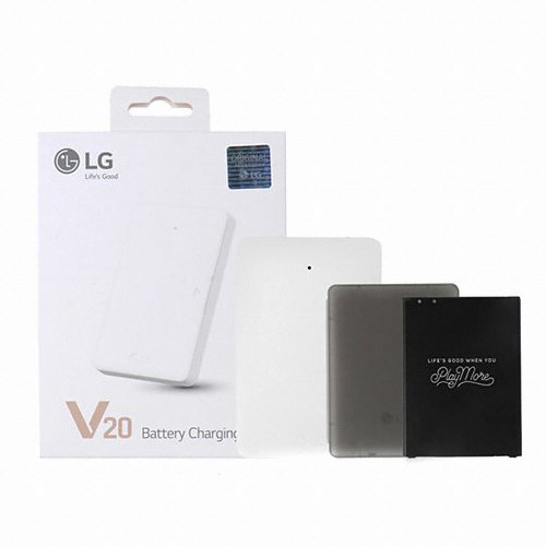LG Battery Charging kit BCK-5200 for LG V20 (Battery + Battery Charger + Battery Case) (Lg Batteries compare prices)
