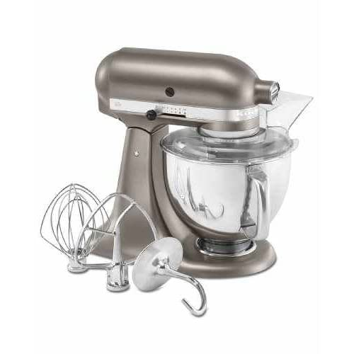 kitchenaid ksm150apscs stand mixer architect 5 qt tilt