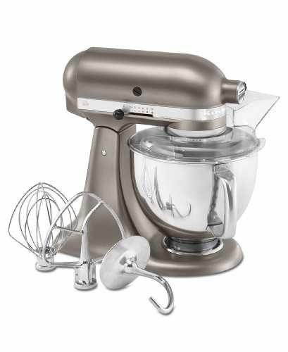 Your KitchenAid mixer should lend a hand with your everyday mixing, whipping, and kneading tasks.