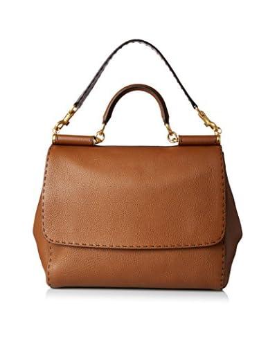 Dolce & Gabbana Women's BB5685 Handbag, Camel