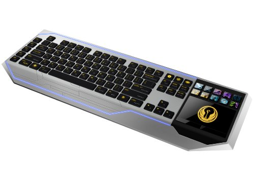 Star Wars: The Old Republic keyboard