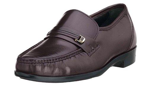 Bostonian Men's Prescott Slip-on, Burgundy, 12 EEE