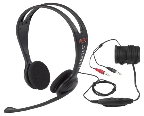 Terratec Mystify Commander Stereo Headset