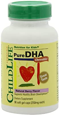Child Life Pure DHA Soft Gel Capsules, 360-Count Pack (mr5w9b)