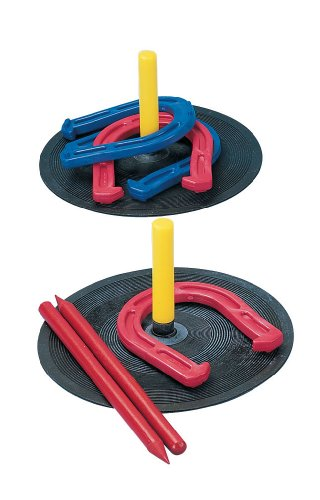 Champion Sports Rubber Horseshoe Set (Sports Games Kids compare prices)