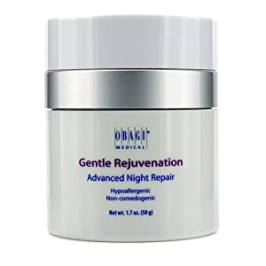 Obagi Gentle Rejuvenation Advanced Night Repair Cream, 2 oz.
