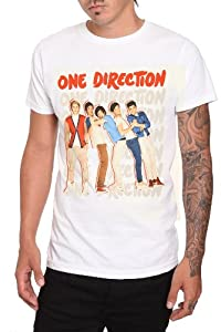 One Direction Pop Repeat Slim-Fit T-Shirt by Hot Topic