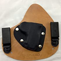 Conceal Micro- Right Handed, Horse Hide, Sig P238- Shepherd Leather IWB Holster