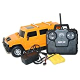 RC HUMMER REMOTE CONTROL MODEL CAR 1:16 SCALE WITH Rechargeable Batteries Gift Toy For Kids