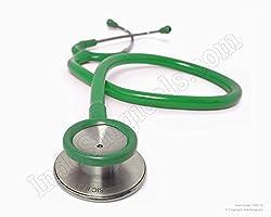 IndoSurgicals Stethoscope Littmann Type (Green)