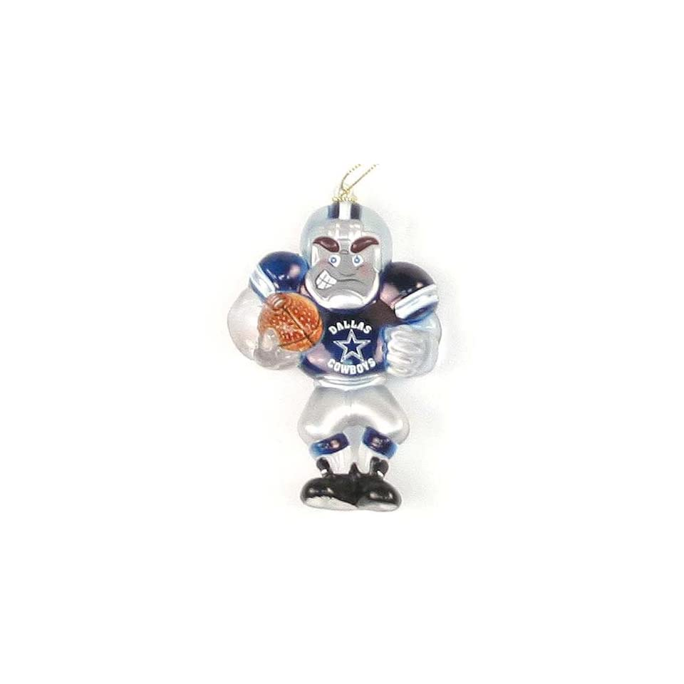 Dallas Cowboys NFL Team Football Player Christmas Tree Acrylic Ornament