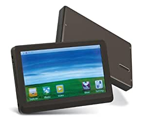 Curtis SMPK8990 Sylvania 8 GB 4.3-Inch Touch Screen Video MP3/MP4/MP5 Player (Discontinued by Manufacturer)