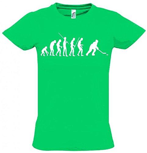 EISHOCKEY Evolution Kinder T-Shirt Kids Gr.128 - 164 cm