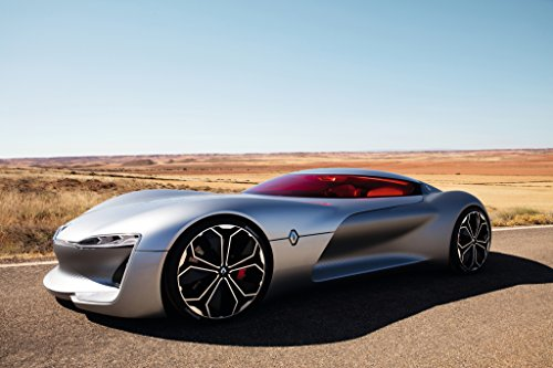 renault-trezor-concept-2016-car-print-on-10-mil-archival-satin-paper-silver-front-side-static-view-1