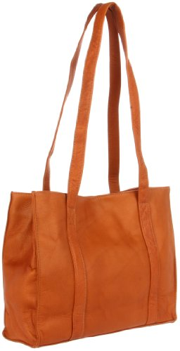 Latico Women's Downtown E/W 0223 Tote,Natural,One Size