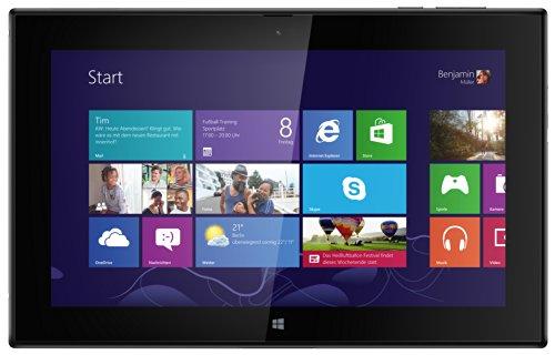 Nokia Lumia 2520 PC-Tablet (25,7 cm (10,1 Zoll) Full-HD-Display, 6,7 Megapixel Kamera, Quad-Core-Prozessor, 2.2GHz, 2GB RAM, Micro-SIM, Win RT 8.1) schwarz
