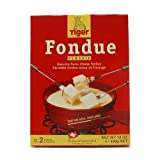 Tiger Cheese Fondue - Classic Swiss Recipe