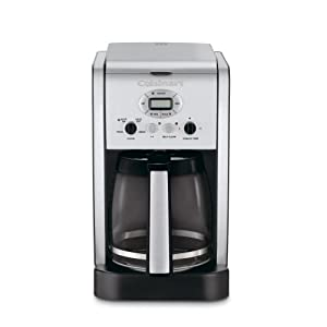 Cuisinart DCC-2600 Brew Central 14-Cup Programmable Coffeemaker with Glass Carafe - Save: 49%