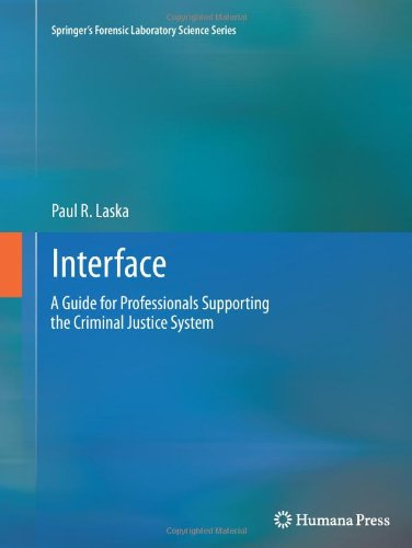 Interface A Guide for Professionals Supporting the Criminal Justice System (Spr