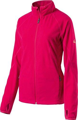 McKinley Damen Fleece Jacke Nelia Pink